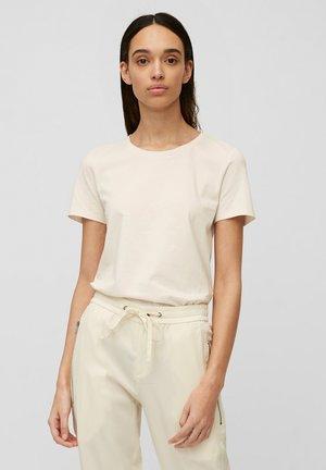 Basic T-shirt - natural white
