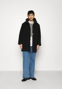 ARKET - COAT - Classic coat - black - 1