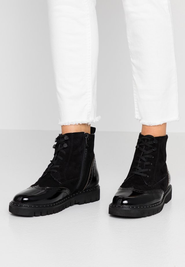 WOMS - Ankle boots - black