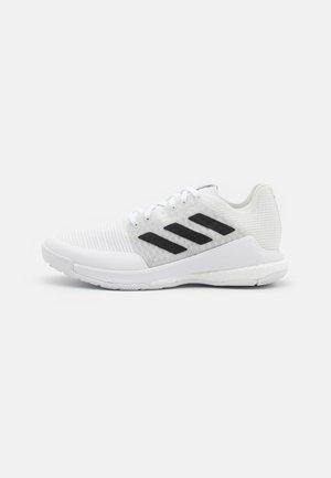 CRAZYFLIGHT - Obuwie do siatkówki - footwear white/core black/grey two