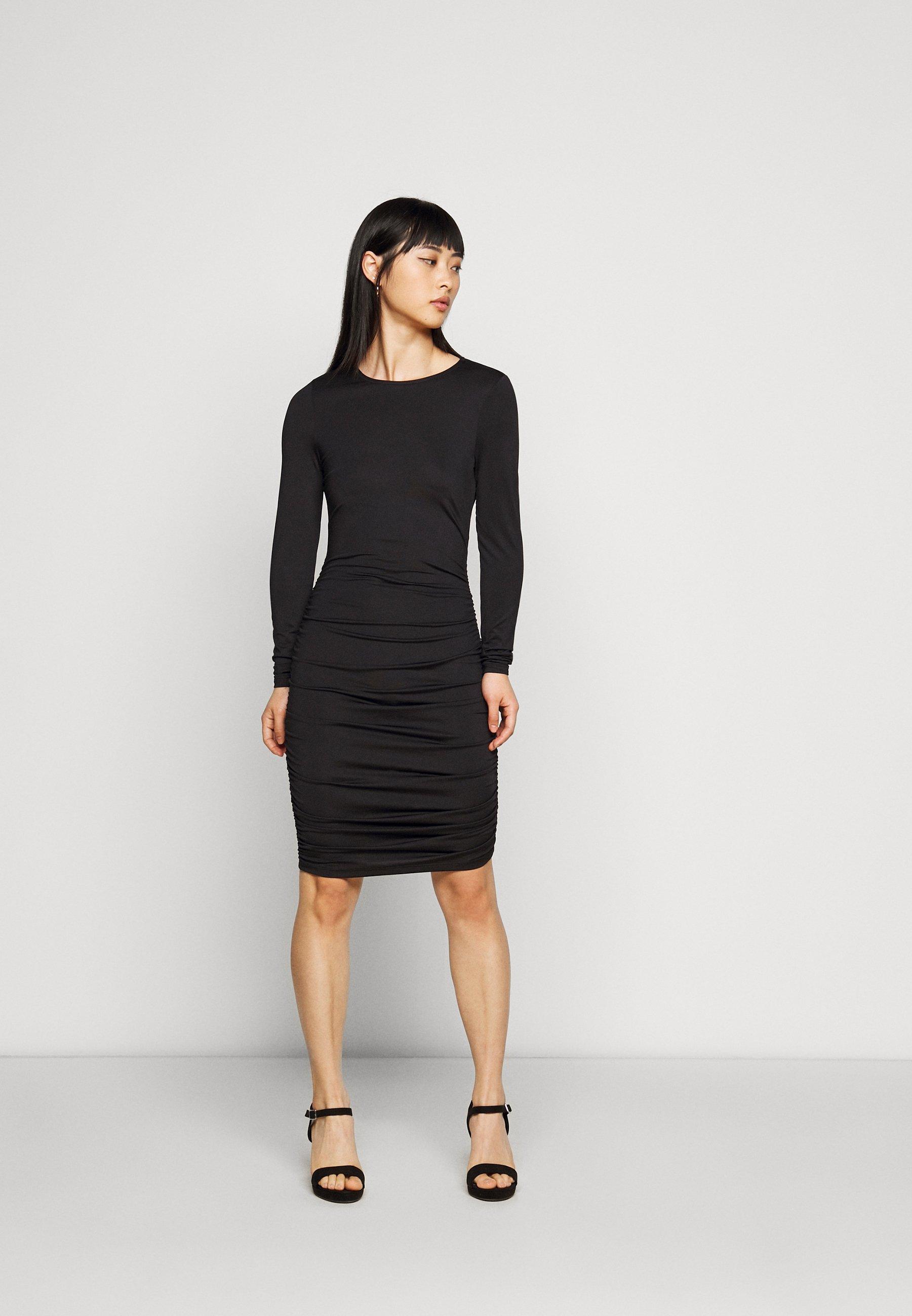 Women VMNEXT NECK SHORT DRESS  - Day dress