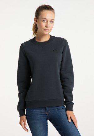 Sweatshirt - dunkelmarine