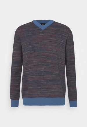 MENS V NECK - Jumper - multi