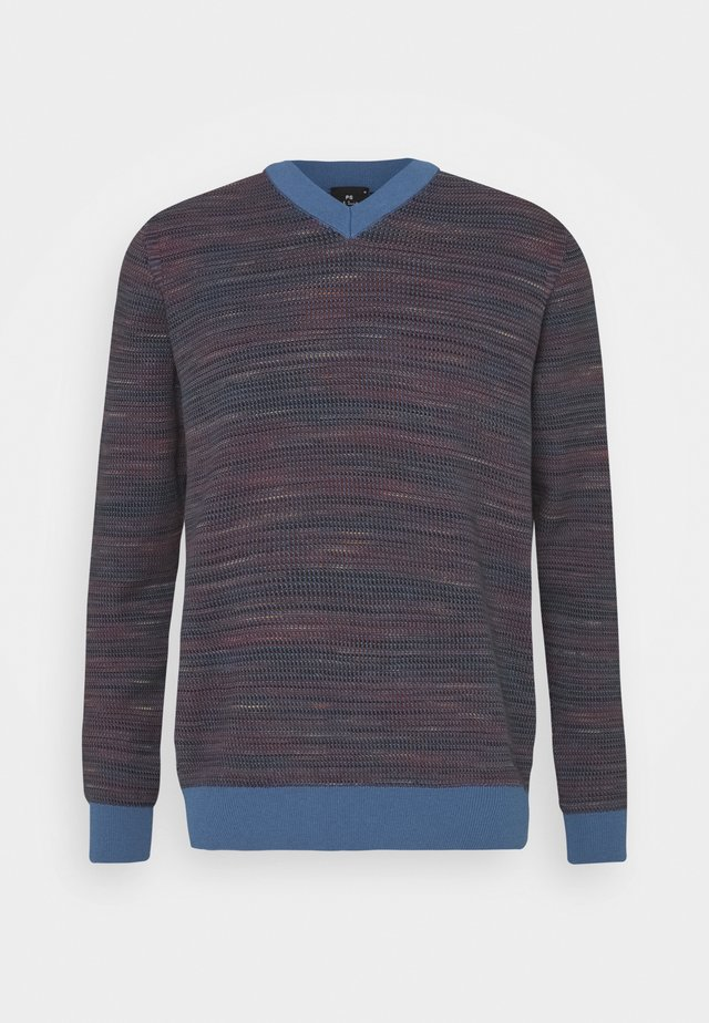 MENS V NECK - Pullover - multi