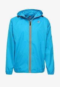 K-Way - LE VRAI CLAUDE UNISEX - Summer jacket - blue - 4