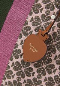 kate spade new york - EVREYTHING SPADE LARGE TOTE - Tote bag - pink multi - 5