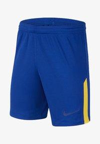 Nike Performance - CHELSEA FC STADIUM CUP FUSSBALLSHORTS FÜR ÄLTERE KINDER - Sports shorts - rush blue/tour yellow - 0