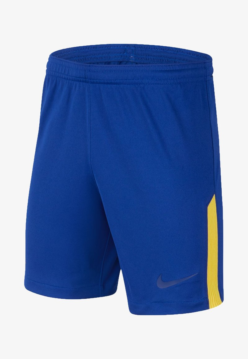 Nike Performance - CHELSEA FC STADIUM CUP FUSSBALLSHORTS FÜR ÄLTERE KINDER - Sports shorts - rush blue/tour yellow