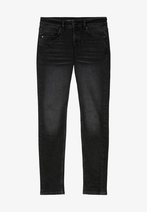 Jeans Skinny Fit - deep black stretch wash