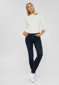 Esprit - Jeans Skinny Fit - blue black - 1
