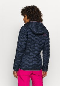 State of Elevenate - WOMENS MOTION HOOD - Chaqueta de esquí - dark blue - 2
