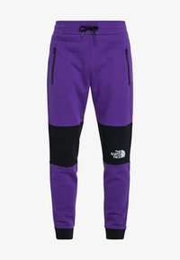 The North Face - HIMALAYAN PANT - Träningsbyxor - hero purple/black - 3