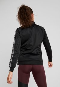 Kappa - FAYA - Training jacket - caviar - 2