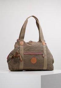 Kipling - ART M - Tote bag - khaki - 0