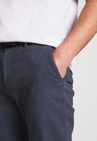 Scotch & Soda - STUART - Chino kalhoty - steel - 4