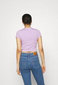 Even&Odd - Print T-shirt - lilac - 2