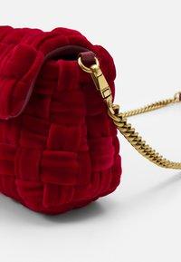 Pinko - LOVE MINI PUFF - Across body bag - red - 3