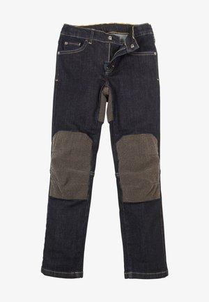 Straight leg jeans - darkdenim