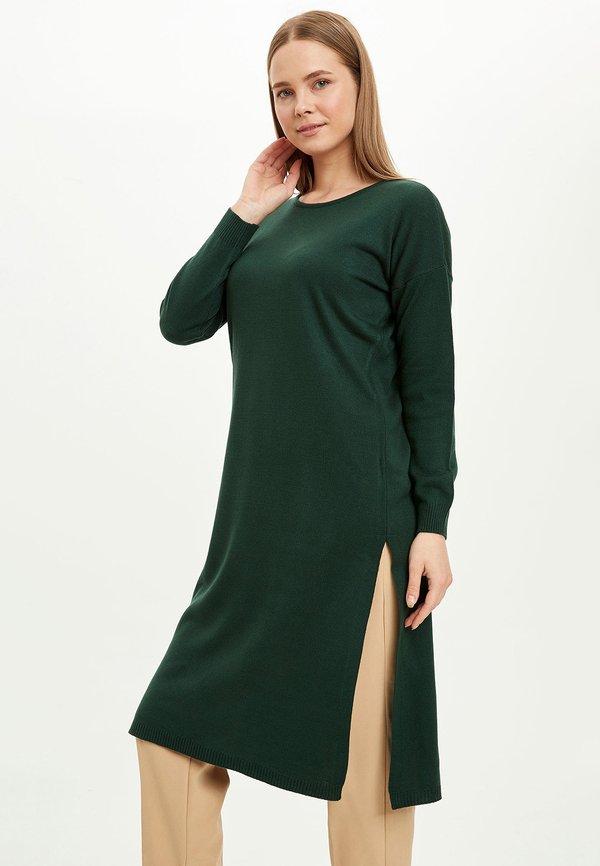 DeFacto TUNIC - Tunika - green Odzież Damska SVZG LR 1