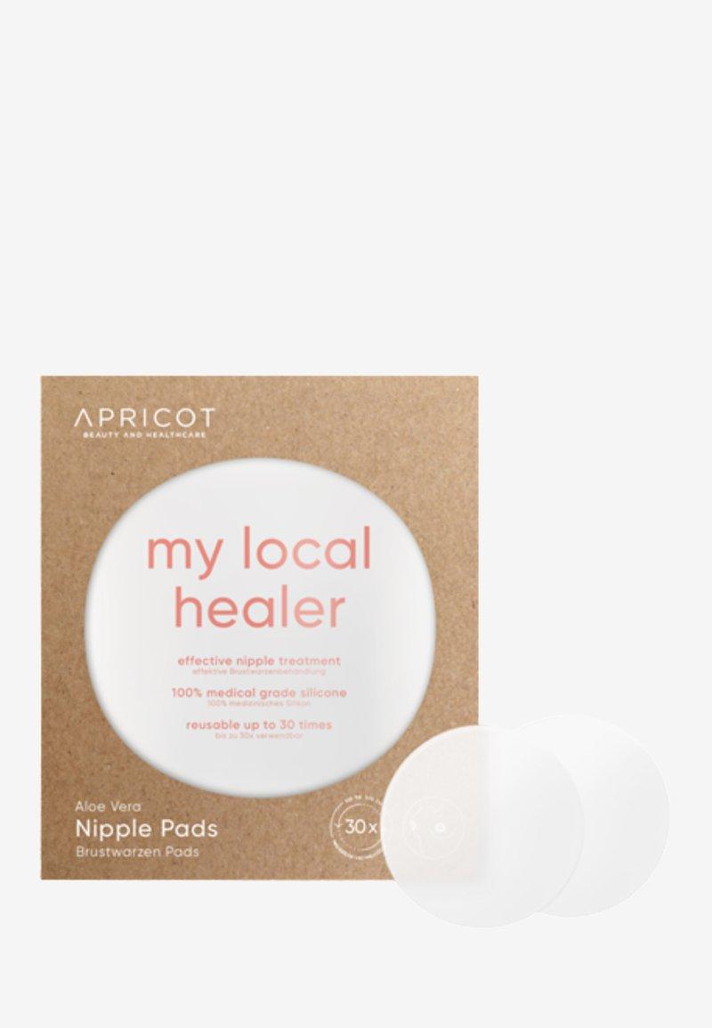 APRICOT - NIPPLE PADS WITH ALOE VERA - Accessori skincare - -