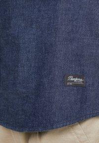 Bergans - OSLO SHIRT - Košile - dark denim - 5