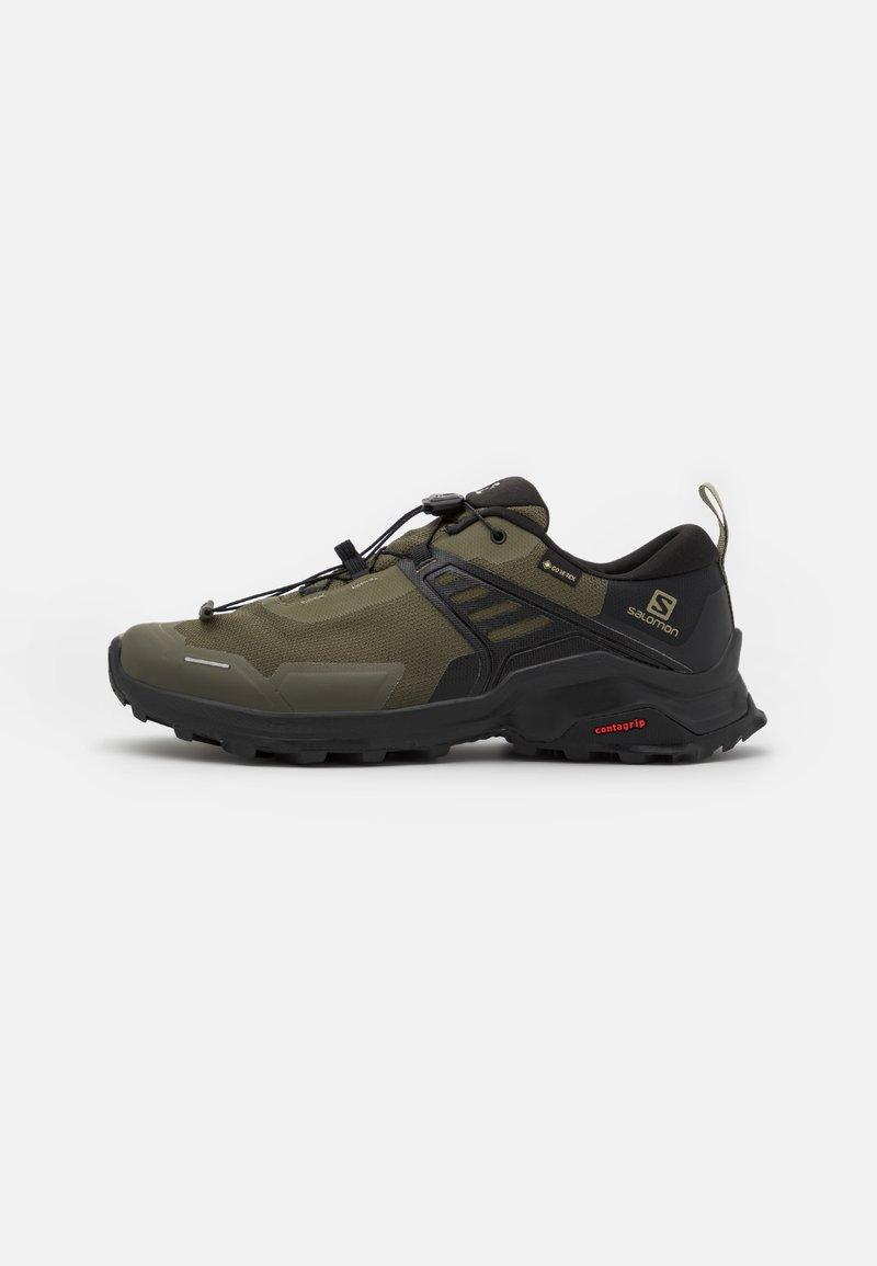 Salomon - X RAISE GTX - Chaussures de marche - grape leaf/black