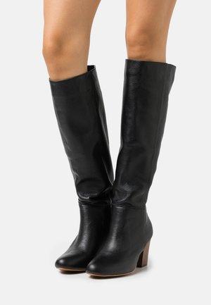 SUPER NOVA - Vysoká obuv - black