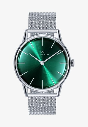UHR SERENITY GREENHILL SILVER SILVER MESH 32MM - Ure - sunray green