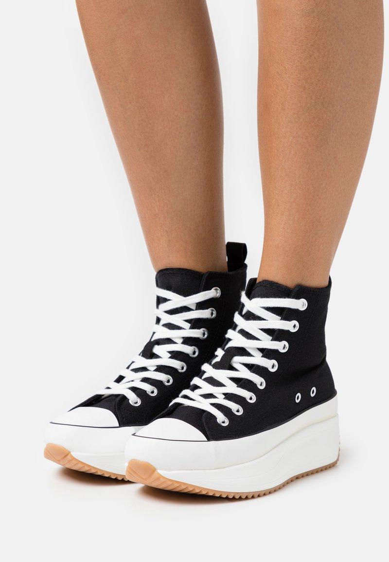 Madden Girl - WINNONA - Sneakers hoog - black