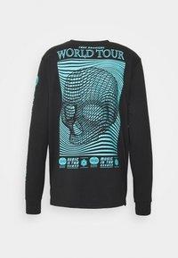 Urban Threads - GRAPHIC LONG SLEEVE TOP - Print T-shirt - black - 9