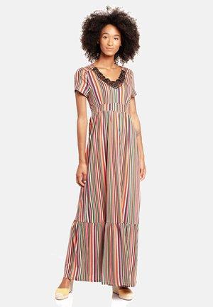 Maxi dress - mehrfarbig