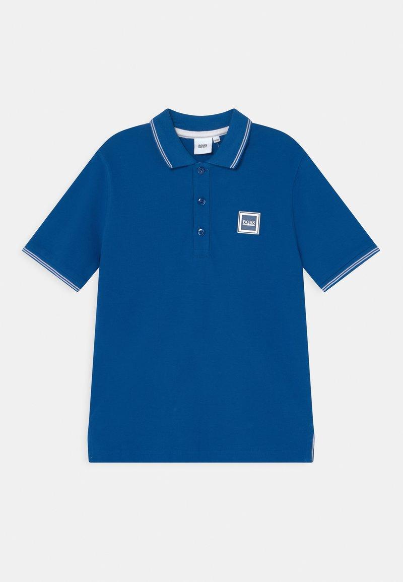 BOSS Kidswear - Poloshirts - pale blue