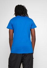 Diesel - T-DIEGO-S1 T-SHIRT - T-shirt con stampa - blue - 2