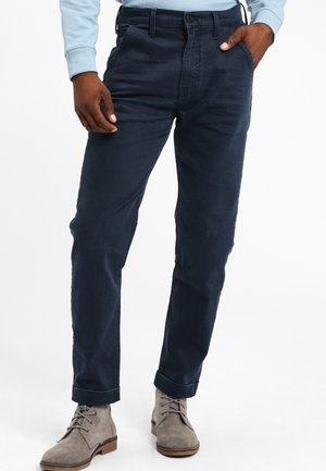 AUSTIN - Jeansy Straight Leg - blue denim