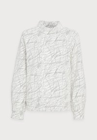 GENETTE - Sweatshirt - chalk/grey