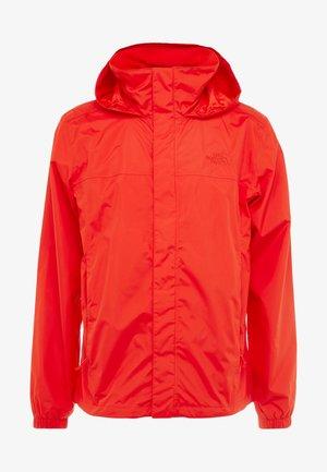 RESOLVE JACKET - Hardshell jacket - fiery red