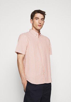 SEERSUCKER - Camisa - red