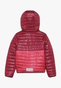 LEGO Wear - JOSHUA JACKET - Winter jacket - bordeaux - 1