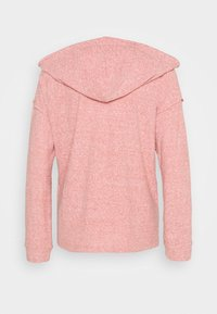 Roxy - LOVELY LIFE - Jersey con capucha - ash rose - 1