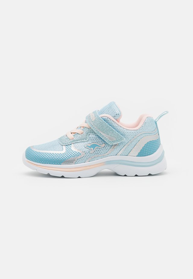 KANGAGLOZZY  - Sneakers laag - blue sky/frost pink