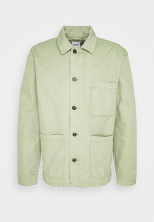 V CHORE JACKET - Summer jacket - new thyme