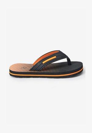 Pool shoes - orange