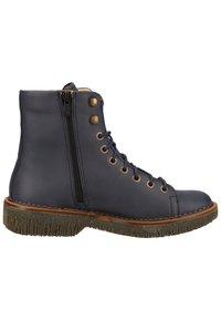 El Naturalista - Platform ankle boots - ocean - 6