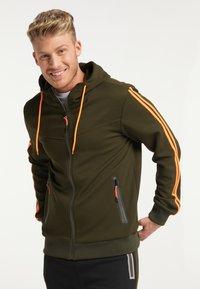 Mo - Light jacket - oliv - 0