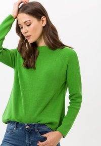 BRAX - STYLE LEA - Jumper - green - 0