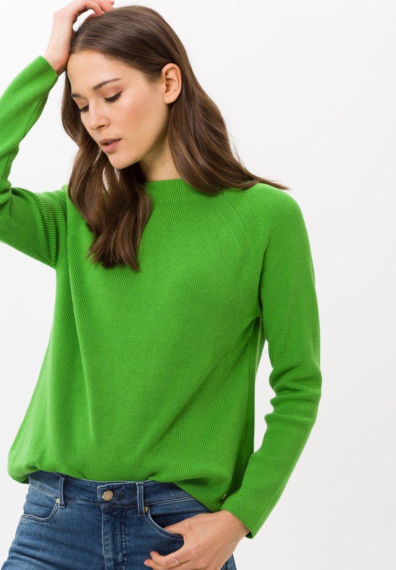 BRAX - STYLE LEA - Jumper - green
