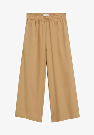 RICKY-H - Trousers - beige