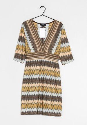 Jumper dress - multi-colored