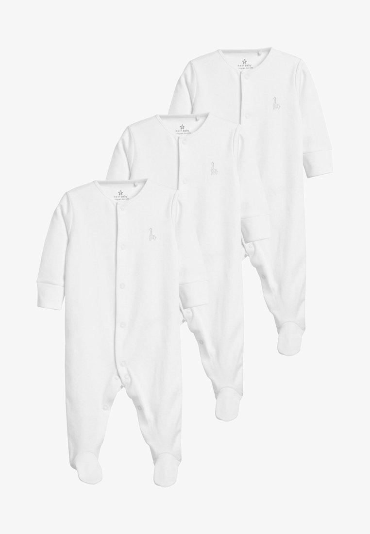 Next - 3 PACK  - Pyjamas - white