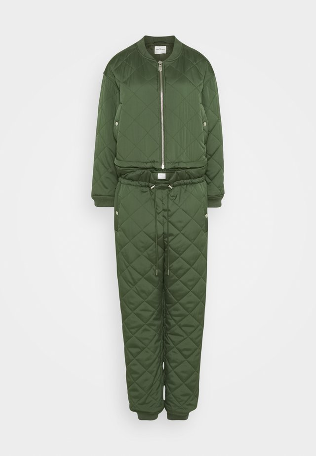 OUTDOOR JUMPSUIT - Tuta jumpsuit - green